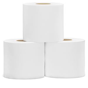toilet paper tissue roll